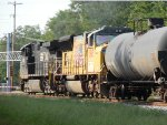 UP 3963 Phase II SD70M