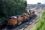 Coal loads DPUs
