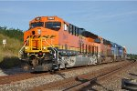 Intermodal races west behind new power
