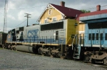 "CSX 750 with some ""rock hoppers"" on K967"