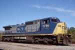 CSX 7739 in Newport News yard