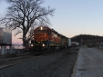 BNSF 2008 at Louisiana, MO
