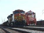 BNSF 4958 & TRRA 2001