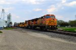 BNSF 509 and 545