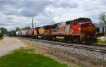 BNSF 539 and 540