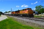 BNSF 522 and 553