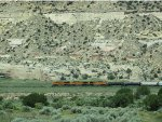 BNSF in Scenic Western New Mexico