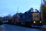 CSX 8714 K138-22 Crude Oil Loads