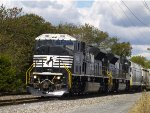 NS SD80MACs Harrington, DE