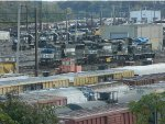 Norfolk Southern's Enola Yard
