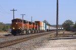 BNSF 7308 West