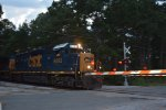 CSX M743 With 6092!