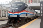 Amtrak P42DC 145
