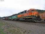 BNSF 2307 South