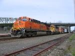 BNSF 7799 South