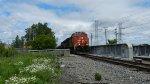CN 2813 & CN 8102 At Wheeling