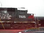 SP GP40-2 7125