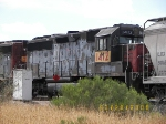 UP GP38 1412/ Ex-SP