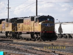 UP SD70M 4002