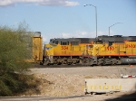 UP SD70M 5134 & GP60 1980
