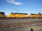 UP SD40-2 3662