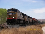 UP SD70M 4194