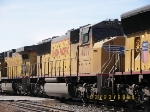 UP SD70M 4277