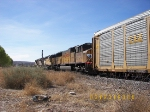 UP SD70M 4041