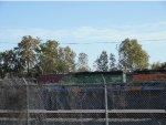 Ex-BN GP38-2 in Harvard Yard