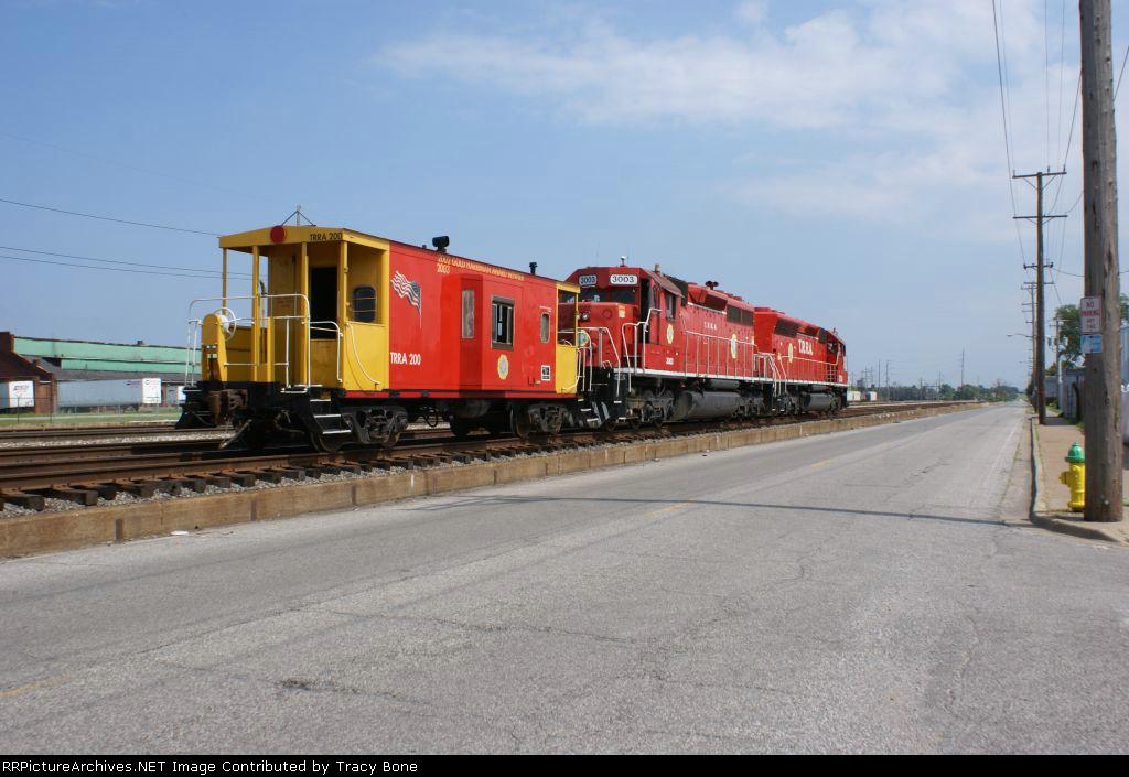 TRRA 3004