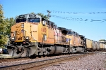 UP 6480 leads empties back to the Powder River Basin