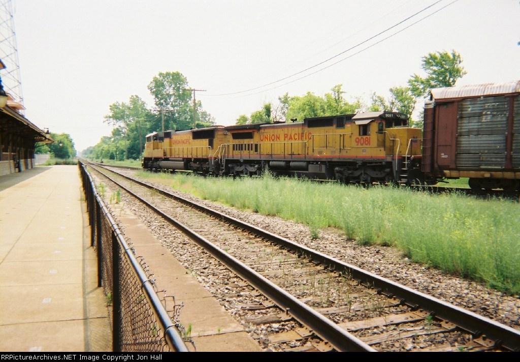 UP 9081