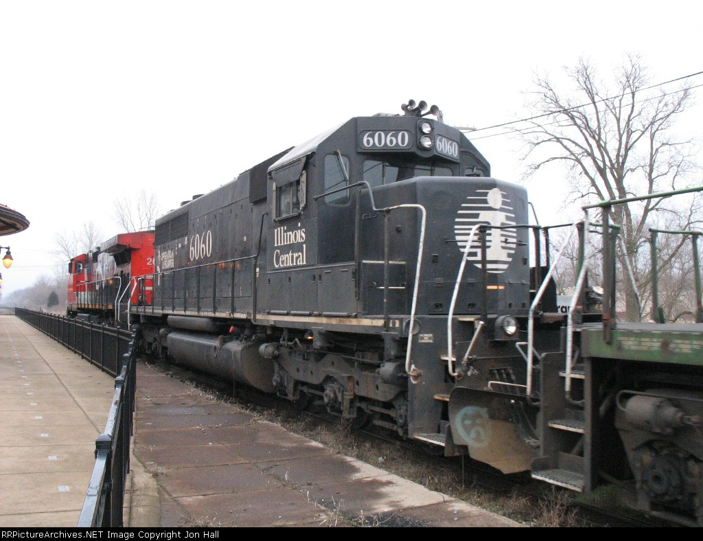 IC 6060 & CN 2604