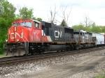 CN 5702 & WC 6910