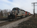WC 6918 leading CN 2654 & 5695 with M393
