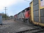 CN 5508 trailing west