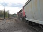 CN 5709 & 5642 heading away