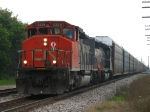 CN 5258 & WC 6940 charge west with E279