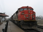 CN 5528, 9424 & IC 6202 leading M396