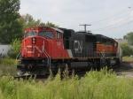 CN 5691 & BNSF 7131
