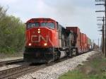 CN 5671 & 2665 leading Q149