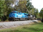 NS 8098 Conrail Heritage on the point of 23N!