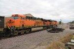 BNSF 6106 Roster shot.