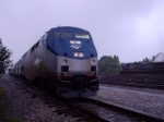 Amtrak 67 service from Boston to Virginia Beach in Newport News Yard