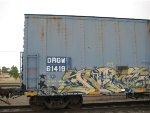DRGW 61419 left panel