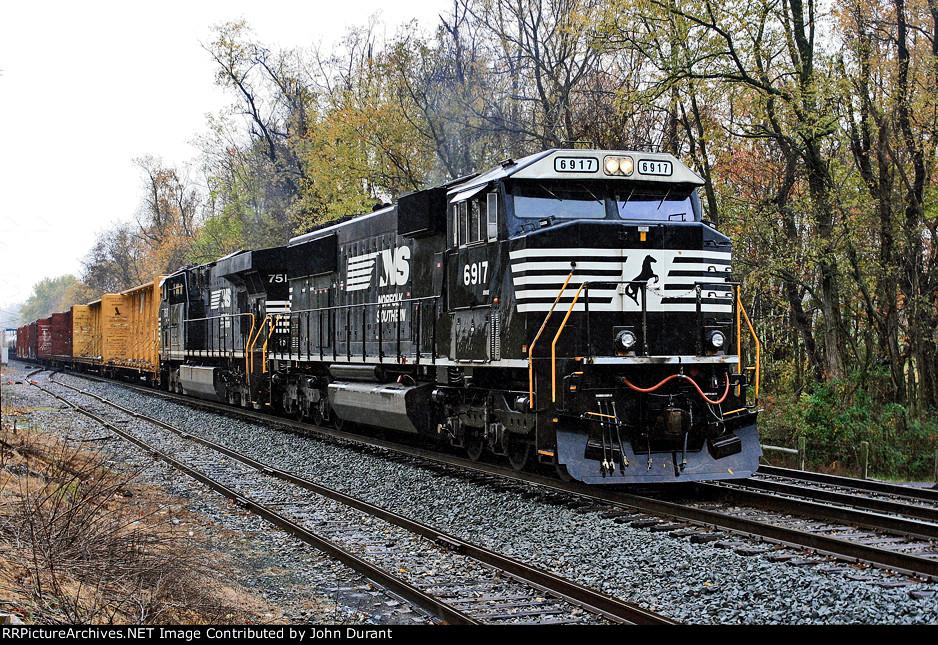 NS 6917 on V-86