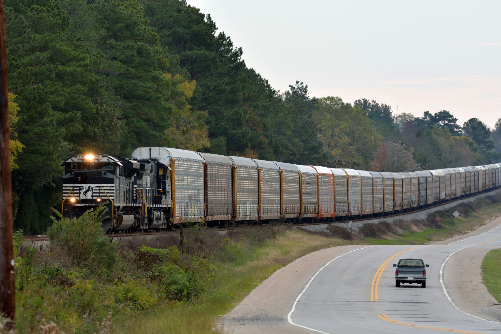 closing in on the SC train museum