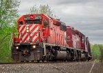 CP Rail - Welded Rail 1
