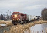 CP mixed Freight