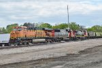 BNSF 5926 brings in the TULKCK